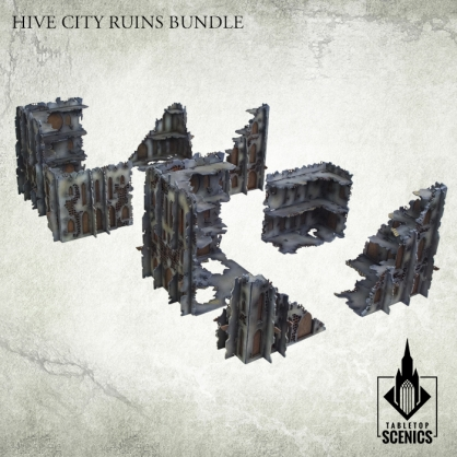 Hive City Ruins Bundle