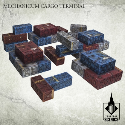 Mechanicum Cargo Terminal Bundle