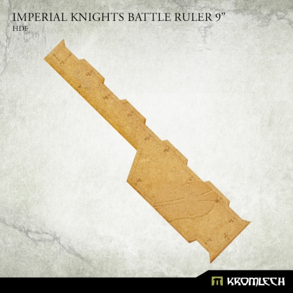 """Imperial Knights Battle Ruler 9"""" [HDF]"""