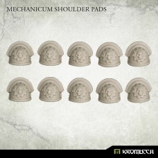 Mechanicum Shoulder Pads