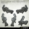 Prime Legionaries Assault Plasma Rifles