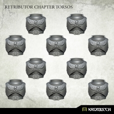 Retributor Chapter Torsos