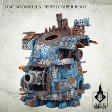 Orc Boomkilla Deffstomper Body