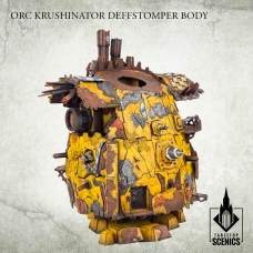 Orc Krushinator Deffstomper Body