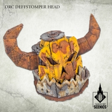 Orc Deffstomper Head