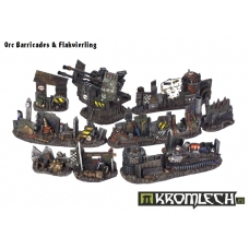 Orc Barricades & Flakvierling