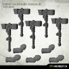 Prime Legionaries CCW Arms: Hammers