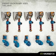 Prime Legionaries CCW Arms: Axes (left arms)