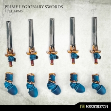 Prime Legionaries CCW Arms: Swords (left arms)
