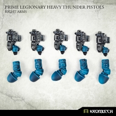 Prime Legionaries CCW Arms: Heavy Thunder Pistols (right arms)
