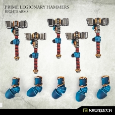 Prime Legionaries CCW Arms: Hammers (right arms)