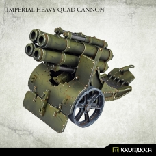 Imperial Heavy Quad Cannon
