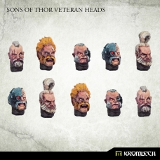 Sons of Thor Veteran Heads
