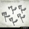 Sons of Thor Runic Axes - Left
