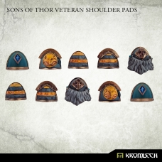 Sons of Thor Veteran Shoulder Pads