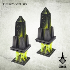 Energy Obelisks