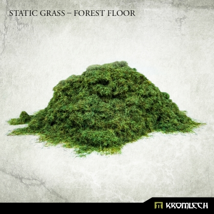 Static Grass – Forest Floor