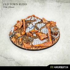 Old Town Ruins Oval 120mm
