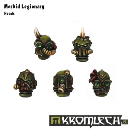 Morbid Legionary Heads