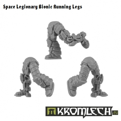 Space Legionary Bionic Running Legs