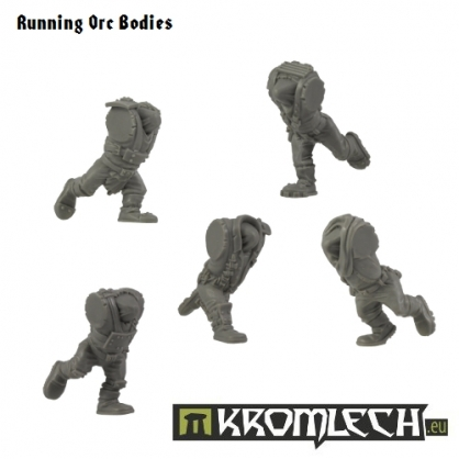 Running Orc Bodies