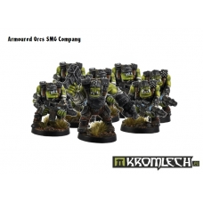 Armoured Orc SMG Company