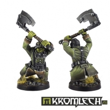 Orc with Two-Handed Axe