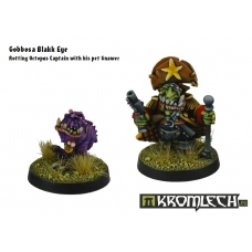 Gobbosa Blakk Eye with Gnawer